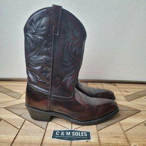 Laredo London 4216 Lea Vamp Fox Cowboy Boots